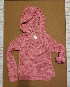 Open Knit Hoodie by OshKosh